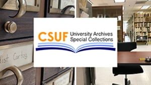 Pollak Library: University Archives & Special Collections