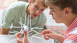 Make Engineering Camps Available for High School Students