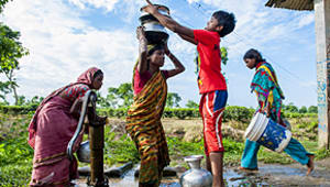 Bring Safe Drinking Water to People Worldwide