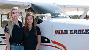 Send Aviation Teams Soaring in Women's Air Racing