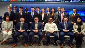 Babson College Fund - Support Investment Management Students