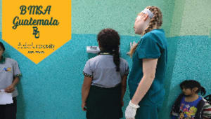BU Medical Student Association: Guatemala Mission