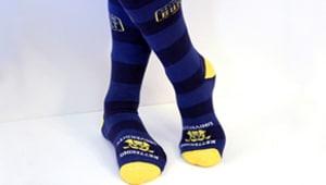Rock Your Bulldog Socks