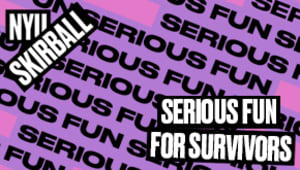 Serious Fun for Survivors