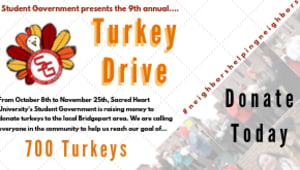 Student Government | Turkey Drive