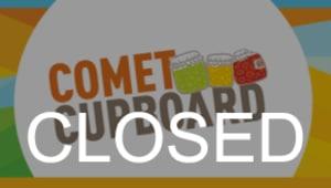 Comet Cupboard - Hunger Free @ UTD