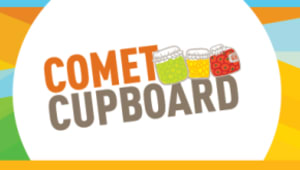 Comet Cupboard: Back to School