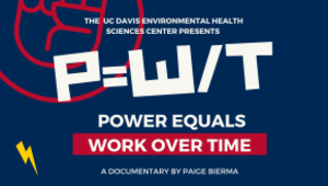 Power Equals Work Over Time