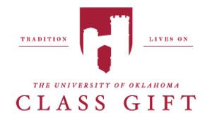 OU Class Gift 2018
