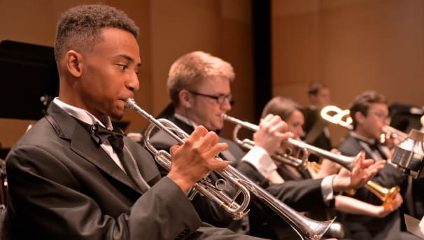 Allen Bachelder Trumpet Scholarship Image