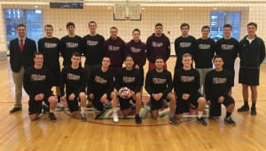 UMass Men's Club Volleyball