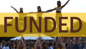 Help send Adelphi Cheerleading off to 2018 Nationals