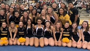 Bring the Adelphi Cheerleaders to the 2019 Nationals Championship