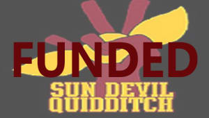 Send ASU Quidditch to Nationals in Texas