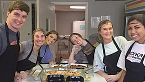 Fight the Local War on Hunger with Campus Kitchens