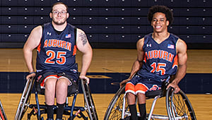 Recruit Top Talent for Auburn's Wheelchair Basketball Team
