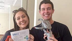 Give Biomedical Engineering Students Real-World Experience