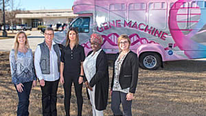 Fight Breast Cancer With the Gene Machine