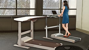 Install Treadmill Workstations in RBD
