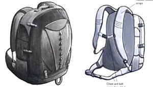 Designing Medical Backpacks for Global Healthcare Workers