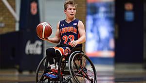 Recruit Top Talent to Auburn's Wheelchair Basketball Team