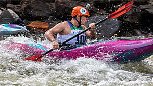 Send Auburn Kayakers into Whitewater