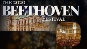 Symphony Orchestra at Beethoven Festival in Prague/Vienna