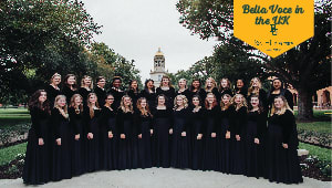 Baylor Bella Voce in the UK