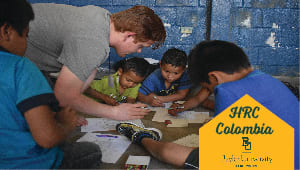 Honors Residential College Colombia Mission Trip