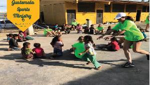 Guatemala Sports Ministry Mission Trip