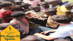 Phi Kappa Chi Uganda Mission Trip
