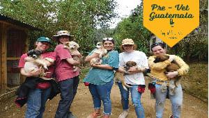 Pre-Vet Guatemala Mission Trip