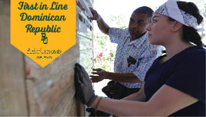 Dominican Republic First In Line Program