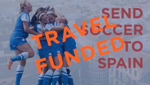 Send Soccer to Spain!