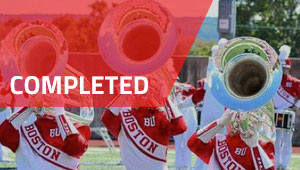 The BU Band needs new instruments