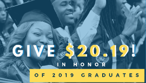 2019 Senior Class Giving Campaign