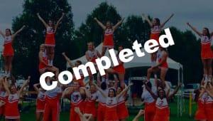 BGSU Cheerleading Nationals Trip