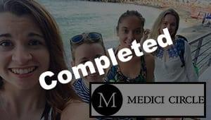 BGSU's Medici Circle Membership Drive