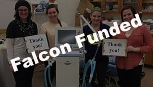 Fund a Ventilator for BGSU Respiratory Care Students