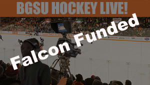 Help WBGU-TV Broadcast BGSU Hockey