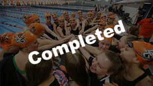Help Send BGSU Swimming and Diving to Winter Training