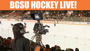 Help WBGU-TV Broadcast BGSU Hockey