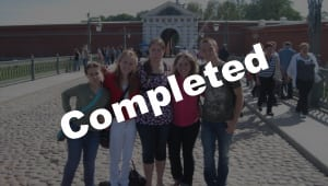 Support Russia Study Abroad: Summer 2017