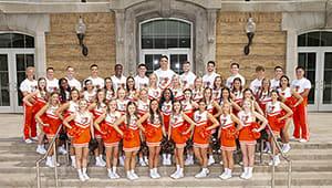 Support BGSU Cheerleading's Trip to Nationals