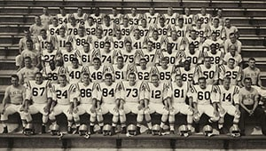 Class of 1960 and prior