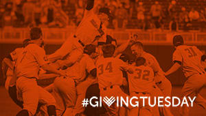#GivingTuesday - Our Beaver Nation