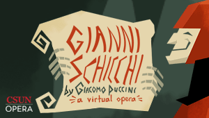 Gianni Schicchi by Giacomo Puccini, An Animated/Virtual Opera