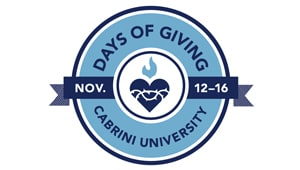 Cabrini Days of Giving