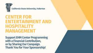 Center for Entertainment and Hospitality Management