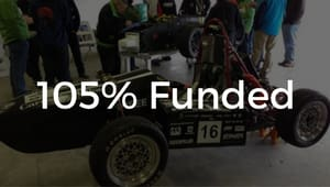 Carnegie Mellon Racing's All Electric Race Car